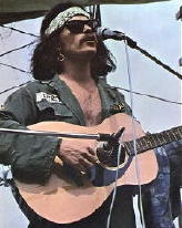 Country Joe at Woodstock